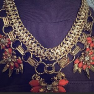BGBG-Gold plated necklace
